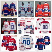 Personalizzato 2021 Man Donne Donne Bambini Giovani Hockey Montreal Canadiens Noah Juulsen Paul Byron Phillip Danault Tomas Tyler Tyler Toffoli Victor Mete Jerseys