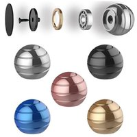 Vortecon Kinetic Ball Desk Toy Aluminum alloy 45MM Spinner EDC Stress Relief Finger Toys Hand Playing Metal Machined Desks Fidget