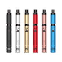 Yocan E-cigarette Kits Armor Vaporizer wax Concentrate Vape Pen fast heating Adjustable voltage 3.0-3.5-4.0V preheat USB charging 380mah battery