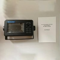 Car GPS & Accessories HP-528A 4.3-inch Color LCD Chart Plotter Built-in Class B Transponder Combo High Sensitivity Marine Navigator