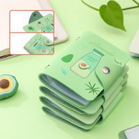 Card Holders Credit ID Business 20 Cards Holder Women Cartoon Case Bags Pocket Clip Package Wallets Fashion Cardholders Ladies