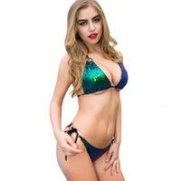 Meiliya 063 # Sequina Bead Sexy Bikini Beach Swimsuitsqt4