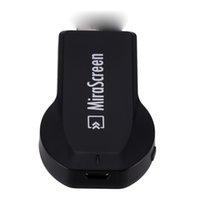 Mirascreen TV عصا HD 1080P Miracast DLNA AirPlay Wifi عرض استقبال دونجل دعم نظام Windows Iosandriod