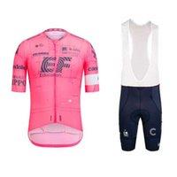 2021 Rapha EF Образование-Nippo Велоспорт Jersey Maillot Ciclismo с коротким рукавом и велосипедным нагрузочным шорты для велосипедных наборов RICICLETAS O21062101