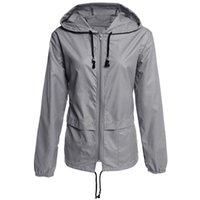 Women's Jackets Waterproof Windproof Cycling Windcoat Jersey MTB Bicycle Jacket Raincoat Men Women For Running Fishing Hiking