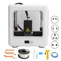 Printers Design Full Metal Frame High Precision DIY 3D Printer Home Small Portable Desktop Printing Equipment