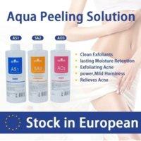 European in stock Authentic Aqua Peeling Solution 30Ml Per Bottle Hydra Dermabrasion Facial Cleansing Blackhead Export Liquid Repair