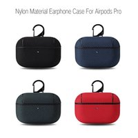 Nylon Cases for AirPods Pro Apple 3rd Generation Bluetooth Headset Case Protector Anti-drop and Anti-lost Protective Bags