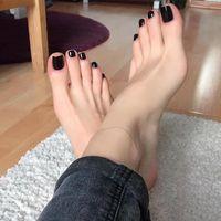 False Nails Short Toenails Artificial Feet Full Cover Square Fake For Women Teens Girls FA