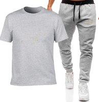 21ss designer clothing Tracksuits jacket T-shirt + pants men's clothing sportswear Hoodie s-3xl