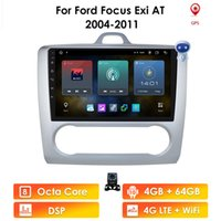 9 Inch Car Android 10 GPS Navigation 2 DIN Car Radio multimedia Player For Ford Focus Exi AT 2004 2005 2006-2011 FM Video Stereo