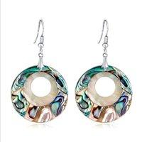 Stylish Shell Dangle Earring Seashell Seahorse Women Pendant Drop Jewelry Gift