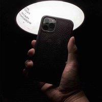 Moda Black Mystery Phone Case para iPhone 12 Pro MAX Casos com designer de marca de luxo Top Quality Phone11 12Pro 11xs xsmax xr 8plus 8 7Plus