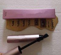 أعلى البائع الوجه التجميل الجنس ماسكارا اللون الأسود أكثر حجم 8 ملليلتر الوردي الألومنيوم أنبوب masacara cruling الرموش ماكياج طويل الأمد جودة عالية