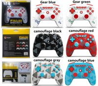 Wireless Controller TOP quality Gamepad for N-SL  Switch PRO  PS3 Joystick with Retail package Game Controller With Retail package