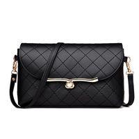 Bag women 2021 new Korean women's bags shoulder diagonal bagss simple fashion high-quality pu leather ladies handbag wallet