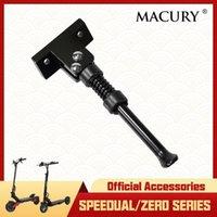 전기 스쿠터에 대한 Kikstand Speedual Mini Plus Grace Zero 8 9 10 8x 10x 11x Foot Support Pedal Parts