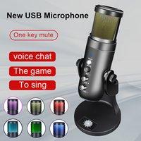 Filtro do microfone do microfone do condensador do microfone do microfone do microfone do microfone do microfone do microfone RGB do microfone