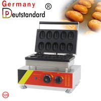 Bread Makers Taiwan Egg Waffle Maker Shaped Electric Mini Bubble Cone Food Trucks Machine With High Quality