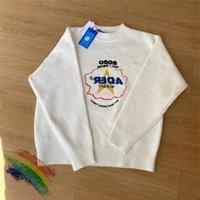 Men's Sweaters Embroidery Adererror Elasticity Men Women 1:1 High Quality Ader Error Hoodies Terry Cotton Oversize Sweatshirts
