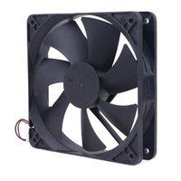 Ventilador de enfriamiento del servidor original para Yate Loon D12SM-12 12V 0.30A 120 * 120 * 25mm 12 cm HEV MINER MINER PADRES PORTÁTIL