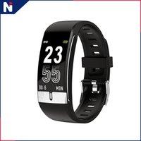 Sport Smart Wristband Watches Bluetooth Waterproof Activity Bracelet Intelligent Sports Step Sleep Track Caller Andriod and ios