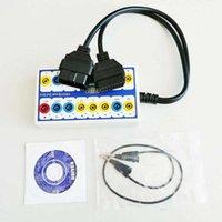 Ferramentas de diagnóstico de alta qualidade LY Chegou OBDII Protocolo Detector do carro OBD Breakout Box Tool com