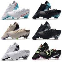 Good2020 Mens Mercurial Superfly VII 7 360 Elite SE FG CR7 Ronaldo Neymar NJR MDS 001 Ragazzi Scarpe da calcio Scarpe da calcio Boots Tacchetti taglia 38-46