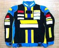 Abiti da corsa F1, tuta, uniformi di squadra, logo pieno ricamato autunno e inverno giacche fuoristrada