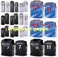 7 Kevin 11 NCAA KyrieDurant Irving Brooklyn.Jerseys de basquete