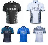 2021 Fidji Rugby League Jersey Coupe du Monde Sevens Sweater Shorts Hero Vintage Souveni Edition Vest Enfants Ensemble Formation Porter Tshirt Men S-3XL.