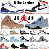 Jumpman Basketball Chaussures Pour Hommes Femmes 11 11s Low Legend Blue 6s  British Khaki 4 4s University Black Cat Sports Sneakers Baskets