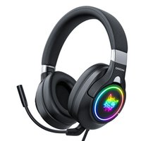K15 Headphones with Microphone 3D Surround Headset Gamer USB 3.5mm Wired LED Backlit Earphones For PC PS4 Xbox one