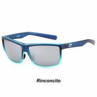 الكلاسيكية كوستا نظارات رجالي Rinconcito_580P الاستقطاب uv400 قطع عدسة جودة عالية أزياء العلامة التجارية الفاخرة المصممين نظارات الشمس للنساء TR90 إطار القضية