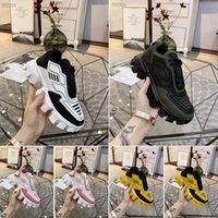 2019 Горячие Новые Дизайнерские Обувь Мужчины Женщины Cloudbust Thunder Knit Дизайнер Негабаритные Женские Обувь Легкая Резина Особо 3D Повседневная Обувь C16