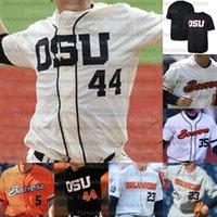 2021 Oregon State Beavers OSU Koleji Beyzbol Formaları Nick Madrigal 35 Adley Rutschman 23 Jacoby Ellsbury Herhangi bir sayı adı