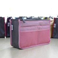Storage Bags 2021 12 Colors Makeup Bag Organizer Women Men Casual Travel Multi Functional Cosmetic Zipper Phone Handbag Fashion
