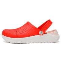 Quaoar Womens Sommer Sandalen für Strandsport 202 Frauen Mens Slip-on Schuhe Hausschuhe Weibliche Männliche Clogs MENKS Herren Wasser Maultiere