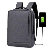 Backpack Anti-theft Bag Men Laptop Rucksack Travel Women Large Capacity Business USB Charge College Student School Shoulder Bags