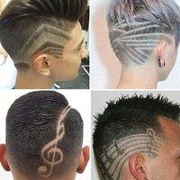 Hair Scissors Magic Beard Krullen Grave Razor Carve Pen Shears DIY Blade Tattoo Barber Hairdressing Styling Tools