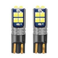 168 2825 WY5W Super Light Lights Lecture de voiture Lecture Dôme Lampes de Dome de Turn Auto Turn Stationnement Bulbe Blight Blight Urgence
