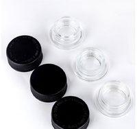 5G 7G 9G Subverpackte Glasflaschen, Schraubkappe Tabak, Cremeflaschen, Glasflaschen mit Kindersicherheitskappen, Tabakgläser EEB5789