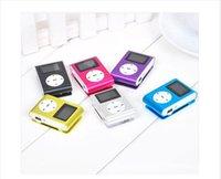 Mini MP3 Player Portable Clip Music With LCD Screen Support 32GB Micro SD TF Card Fashion Sport Walkman 1 piece