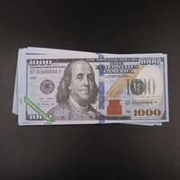 toys Fake Party Money Banknote 1000 Dollars Toy Currency Children Gift 50 100dollar Ticket Bills Other Festive
