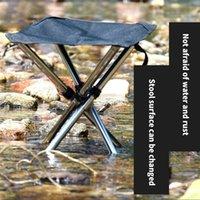 Angelstuhl Tragbare Leichte Folding Camping Wandern Faltbarer Hocker Stativsitz Für Festival Picknick BBQ Strand Zubehör