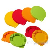 Round Silicone Cup Lids Food Grade Coffee Mug Lid Storage Cups Cover Replacement For Glass Bowls MY-inf 0304