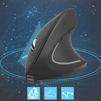 2.4G USB Charging Vertical Mouse Optical Plug And Play Mice Wireless Gaming Computer Comfortable PC Office Bluetooth For Laptop