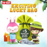 POP MART Summer Sale Exciting Lucky Bag With Big Surprise Disigner Toy Blind Box Action Figure Birthday Gift Kid Toy 103