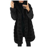 Women's Trench Coats Fashion Fall Winter Mid-length Slim Thick Woolen Jacket Cotton Padded Single-breasted Zippers Female Parkas
