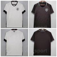 2021-2022 Botafogo 14 Chayene Soccer Jerseys 4 Honda 11 Diego 25 Warley 20 Borges 33 Castro 9 Moura 5 Luis Black Bianco Camicia da camicia da calcio Kit Nome personalizzato Numero Dimensioni S-XXL